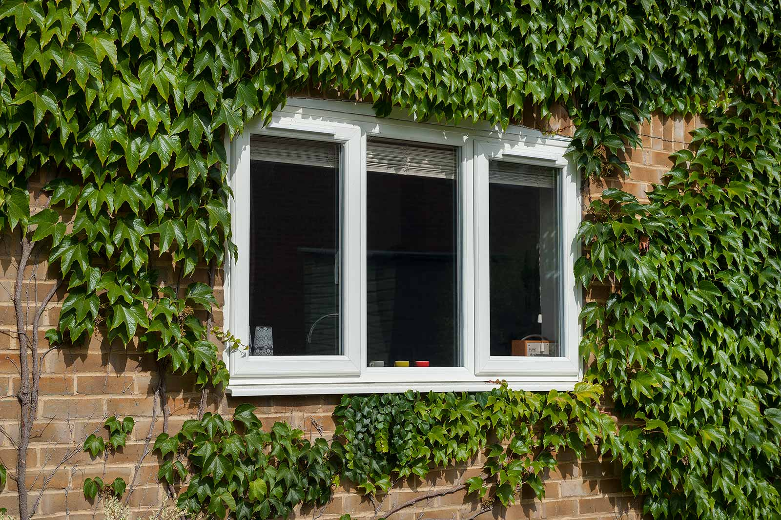 uPVC Bow and Bay Windows Deceuninck
