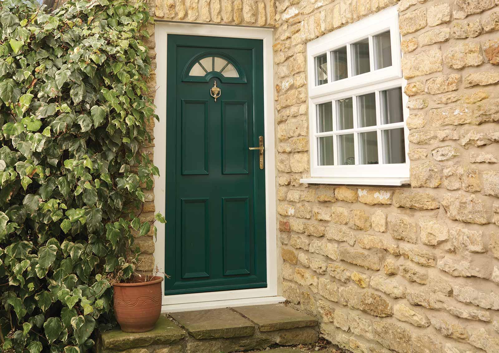 uPVC Doors Deceuninck & uPVC Doors Clacton-on-Sea | uPVC Door Prices Essex