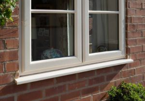 uPVC French Casement Windows Deceuninck