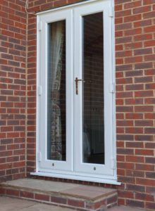 uPVC French Doors Deceuninck