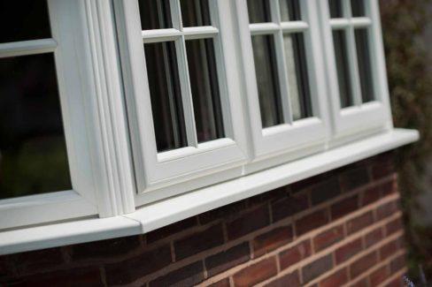 Double glazed windows clacton on sea window prices essex for Discount bay windows