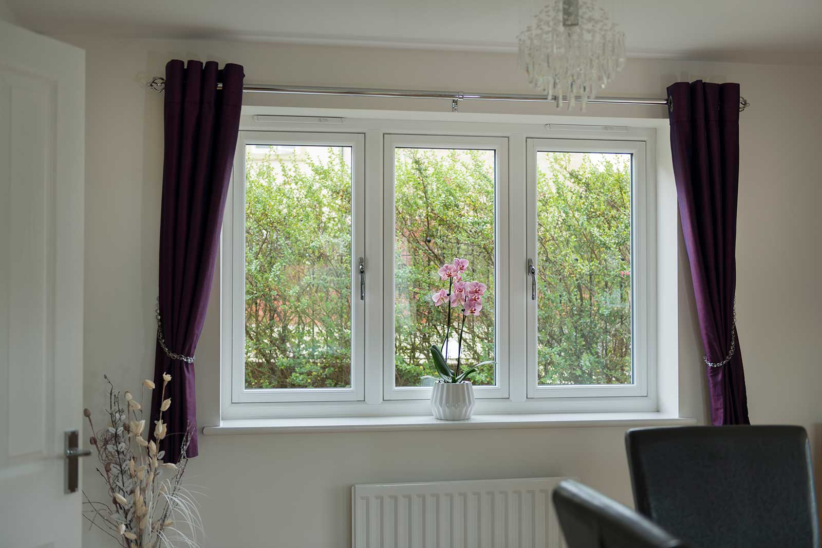 Upvc flush sash windows clacton on sea flush sash window for Upvc windows