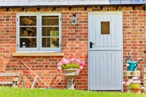 uPVC Stable Doors Deceuninck
