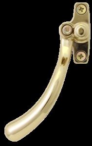 Tear Drop Gold Handle