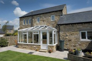 uPVC Conservatories Ultraframe