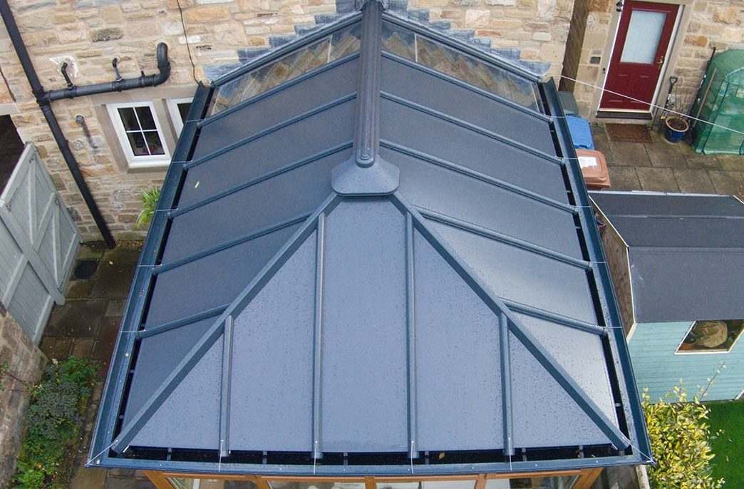 Solid Conservatory Roofs kirby