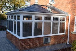 Tiled conservatory roof clacton