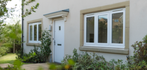 uPVC Flush Sash Windows Deceuninck