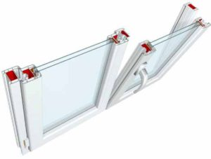 uPVC Tilt and Turn Windows Deceuninck