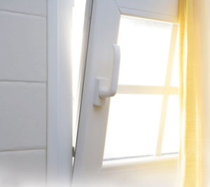 uPVC Tilt and Turn Windows Deceuninck
