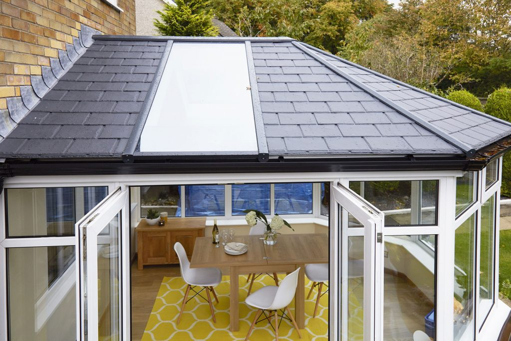 Livinroof Conservatory roofs Kirby