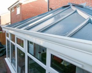 conservatory roofing options kirby