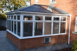 Replacement conservatory roof cost Wivenhoe